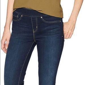 New Levi's Pull On Skinny Jeans SZ 16L